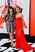 Susanna Fogel &amp; Mila Kunis at the world premiere for &quot;The Spy Who Dumped Me&quot; at the Fox Village Theatre, Los Angeles, USA 25 July 2018<br /> Picture: Paul Smith/Featureflash/SilverHub 0208 004 5359 sales@silverhubmedia.com