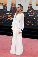 """LOS ANGELES - JUL 22:  Margot Robbie at the """"Once Upon a Time in Hollywood"""" Premiere at the TCL Chinese Theater IMAX on July 22, 2019 in Los Angeles, CA"""