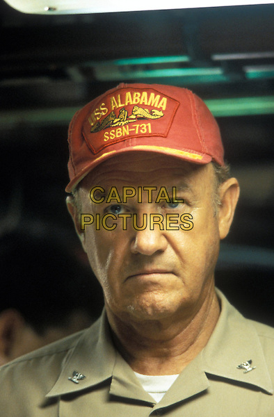 Gene Hackman <br /> in Crimson Tide (1995) <br /> *Filmstill - Editorial Use Only*<br /> CAP/NFS<br /> Image supplied by Capital Pictures