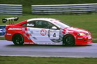 #4 Yvan Muller (FRA). Vauxhall Motorsport. Vauxhall Astra Coupé.