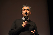 Maajid Nawaz (Lib-Dem; Co-Founder and Chairman of the Quilliam Foundation). General election hustings in Hampstead and Kilburn, the second most marginal constituency in the UK.