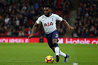 Danny Rose of Tottenham Hotspur during Tottenham Hotspur vs Southampton, Premier League Football at Wembley Stadium on 5th December 2018
