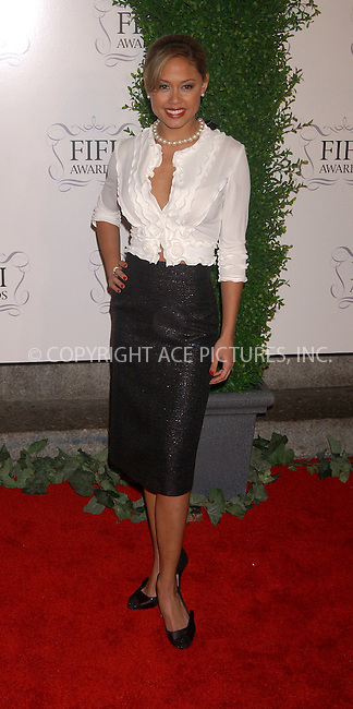WWW.ACEPIXS.COM . . . . .  ....NEW YORK, MARCH 3, 2006....Vanessa Minnillo at the New York's The Fragrance Foundation Presents 34th Annual FIFI Awards. ......Please byline: AJ Sokalner - ACEPIXS.COM.... *** ***..Ace Pictures, Inc:  ..Philip Vaughan (212) 243-8787 or (646) 769 0430..e-mail: info@acepixs.com..web: http://www.acepixs.com