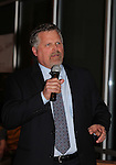 Guiding Light's Robert Newman - Karaoke for Autism - 13th Annual Daytime Stars and Strikes for Autism on April 22, 2016 at The Residence Inn Secaucus Meadowland, Secaucus, NJ. April is Autism Awareness Month - Make a Difference This Spring. (Photo by Sue Coflin/Max Photos)