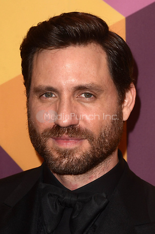 BEVERLY HILLS, CA - JANUARY 7: Edgar Ramirez at the HBO Golden Globes After Party, Beverly Hilton, Beverly Hills, California on January 7, 2018. Credit: <br /> David Edwards/MediaPunch