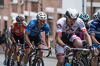 Eventual winner Timothy Dupont (BEL/Veranda's Willems-Crelan) up the Wijnpers<br /> <br /> 51th GP Jef 'Poeske' Scherens 2017 <br /> Leuven - Leuven (13local laps/153.7km)