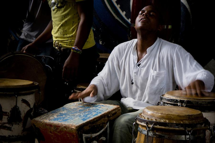 El callejón de Jamel. Havana, Cuba.