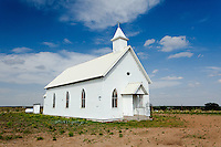 Sacred Heart Catholic Church, Nara Visa, NM