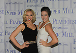 "Sarah Meahl & Carleigh Bettiol star in ""Thoroughly Modern Miillie"" at the Paper Mill Playhouse, Millburn, NJ with opening night being on April 14, 2013. Opening Night at after party at Martinis Bistro and Bar.   (Photo by Sue Coflin/Max Photos)"