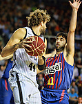 2013-05-28-FCB Regal vs Uxue Bilbao Basket: 79-70 - Playoff 2013 - 1/4 Final - Game: 3.