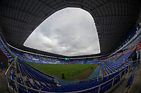 A general view of the Madejski Stadium, home of London Irish<br /> <br /> Photographer Bob Bradford/CameraSport<br /> <br /> Gallagher Premiership - London Irish v Exeter Chiefs - Sunday 5th January 2020 - Madejski Stadium - Reading<br /> <br /> World Copyright © 2020 CameraSport. All rights reserved. 43 Linden Ave. Countesthorpe. Leicester. England. LE8 5PG - Tel: +44 (0) 116 277 4147 - admin@camerasport.com - www.camerasport.com