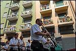 Festeggiamenti 2007 per la Madonna di Ripalta nel quartiere di Barriera di Milano