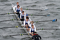 Crew: 103  Dulwich Coll  Event: School J16 1st eights<br /> <br /> Schools' Head of the River 2017<br /> <br /> To purchase this photo, or to see pricing information for Prints and Downloads, click the blue 'Add to Cart' button at the top-right of the page.