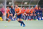 DEN HAAG - Sander de Wijn  tijdens  de trainingswedstrijd hockey Nederland-Argentinie (1-2). COPYRIGHT KOEN SUYK