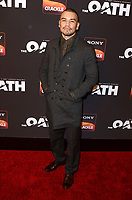 "LOS ANGELES - FEB 20:  J.J. Soria at ""The Oath"" Season 2 Screening Event  at the Paloma on February 20, 2019 in Hollywood, CA"