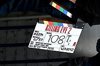 OCT 2018 Killing Eve S02 filming in London-EXCLUSIVE SET-