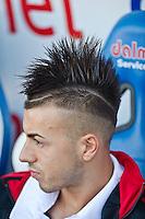 PESCARA 08/05/2013: Calcio, Stephan El Shaarawy numero 92 del Milan fotografato prima dell'incontro di campionato contro il Pescara calcio. Foto Adamo Di Loreto/BuenaVista*photo