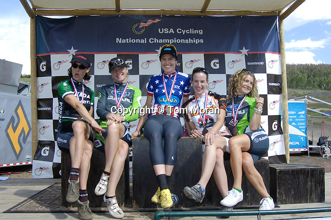National Mountain Bike Championships, Sol Vista, Colorado, July 19, 2009