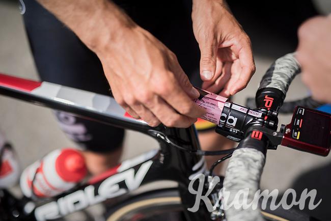 stage profile <br /> <br /> Stage 17: Tirano &rsaquo; Canaze (219km)<br /> 100th Giro d'Italia 2017