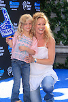 LOS ANGELES - JUN 17: Teri Polo, daughter Bayley at The World Premiere for 'Monsters University' at the El Capitan Theater on June 17, 2013 in Los Angeles, California