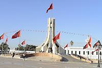 Tunisi, Gennaio 2015<br /> La Tunisia a 4 anni dalla rivoluzione che port&ograve; all'esilio il dittatore Ben Ali. <br /> La piazza del Palazzo del Governo