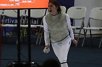 Cocha 2018 Esgrima Florete Damas