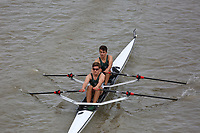 Crew: 187   CBR-VAN DER LINDEN    Bristol, City of, Rowing Club    Op J16 2x Club <br /> <br /> Pairs Head 2017<br /> <br /> To purchase this photo, or to see pricing information for Prints and Downloads, click the blue 'Add to Cart' button at the top-right of the page.