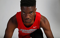 NWA Democrat-Gazette/DAVID GOTTSCHALK AN RUN-PROV RUTHERFORD — J.P. Rutherford of Providence Academy Newcomer of the Year photographed Tuesday May 29, 2018, in Springdale.