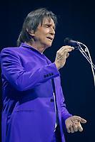 SÃO PAULO, SP 04.09.2019: ROBERTO CARLOS-SP - O cantor Roberto Carlos se apresentou na noite desta quarta-feira (04), no Espaço das Américas, zona oeste da capital paulista. (Foto: Ale Frata/Código19)