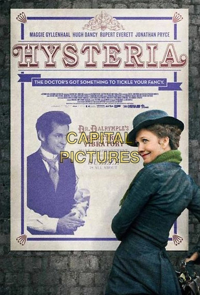 POSTER ART.in Hysteria.*Filmstill - Editorial Use Only*.CAP/FB.Supplied by Capital Pictures.