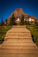Steps to the Mountain Top