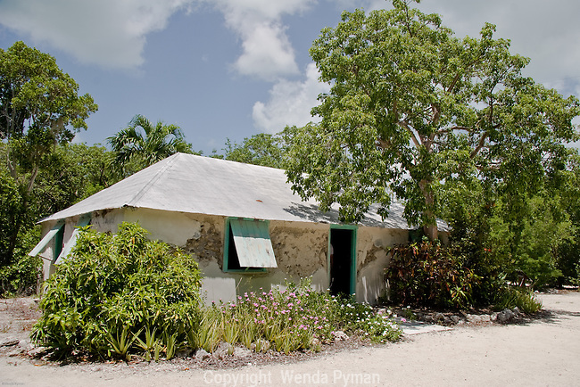 The Adderley House, a classic Bahamian style, was occupied by the Adderleys for over half a century.