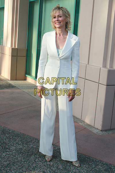 "JUDITH LIGHT.An Evening with ""Ugly Betty"", presented by the Academy of Television Arts and Sciences held at the Leonard Goldenson Theater, North Hollywood, California, USA,.30 April 2007..full length white trousers suit.CAP/ADM/CH.©Charles Harris/AdMedia/Capital Pictures."