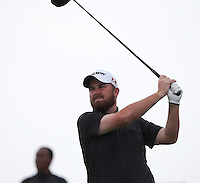 Shane Lowry (IRL) tees off for the Final Round of The Tshwane Open 2014 at the Els (Copperleaf) Golf Club, City of Tshwane, Pretoria, South Africa. Picture:  David Lloyd / www.golffile.ie