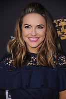 06 January 2018 - Beverly Hills, California - Chrishelle Stause. 2018 BAFTA Tea Party held at The Four Seasons Los Angeles at Beverly Hills in Beverly Hills.    <br /> CAP/ADM/BT<br /> &copy;BT/ADM/Capital Pictures