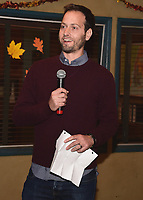 "STUDIO CITY - OCTOBER 4:   Dan Goor (Co-Creator/Executive Producer) at Fox's ""Brooklyn Nine-Nine"" 99th Episode Celebration at CBS Radford Studio  on October 4, 2017 in Studio City, California. (Photo by Scott Kirkland/Fox//PictureGroup)"