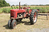 Old Internationl Harvestor farmtrator
