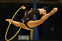 Daria Kondakova (RUS), .OCTOBER 29, 2011 - Rhythmic Gymnastics : .AEON CUP 2011 Worldwide R.G. Club Championships .Hoop .at Tokyo Metropolitan Gymnasium, Tokyo, Japan. .(Photo by YUTAKA/AFLO SPORT)