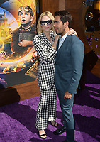 LOS ANGELES, CA. September 16, 2018: Cate Blanchett &amp; Eli Roth at the premiere for &quot;The House With A Clock In Its Walls&quot; at TCL Chinese Theatre.<br /> Picture: Paul Smith/Featureflash