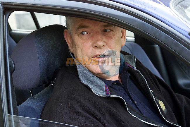 Taxi driver, David McAuley.Picture: Paul Mohan/Newsfile