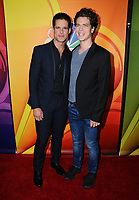 03 August  2017 - Beverly Hills, California - Gus Halper, Miles Gaston Villanueva.  2017 NBC Summer TCA Press Tour  held at The Beverly Hilton Hotel - Radford in Studio City. Photo Credit: Birdie Thompson/AdMedia