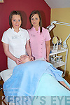 The Havenbeauty salon .Proprietor: Lousie Clifford I.T.E.C C.I.B.T.A.C Milltown. Tel: 066 9765499. Pictured: Louise Clifford and Amy OShea