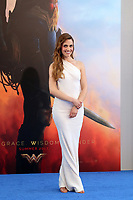 """LOS ANGELES - MAY 25:  Alexandra Siegel at the """"Wonder Woman"""" Los Angeles Premiere at the Pantages Theater on May 25, 2017 in Los Angeles, CA"""