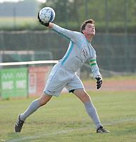 FC LENDELEDE :<br /> Bruce Deveughele<br /> <br /> Foto VDB / Bart Vandenbroucke