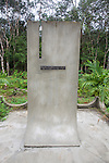 Memorial To Cuban Soldier Pedro Borras Astorga In Bay Of Pigs Invasion 1961