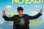 """Eduardo Noriega during the premiere of the film """"Los miercoles no existen"""" at Kinepolis Cinemas in Madrid, October 14, 2015.<br /> (ALTERPHOTOS/BorjaB.Hojas)"""