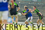 Stephen O'Brien Kerry in action against Stephen Coen Mayo in the first round of the National Football League at Fitzgerald Stadium Killarney on Sunday.