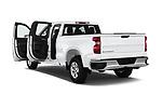 Car images of 2019 Chevrolet Silverado-1500 WT 4 Door Pick-up Doors