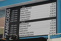 SCHAATSEN: HEERENVEEN: 15-12-2018, ISU World Cup, nieuwe baanrecords, new track records, 500m Nao Kodaira (JPN), 1500m Ireen Wüst (NED), ©foto Martin de Jong