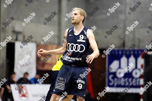 2015-11-21 / Basketbal / seizoen 2015-2016 / BBC Herentals / Wouter Hannes<br /><br /><br />Foto: Mpics.be
